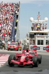 Monaco and the F1 race