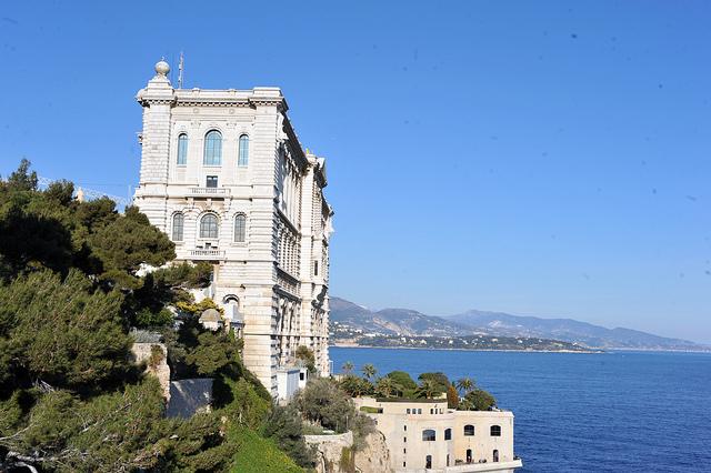 monte-carlo oceanographic museum