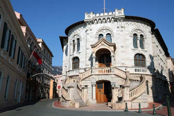 palais de justice of monaco, monte-carlo palais de justice, palace, monaco palais de justice