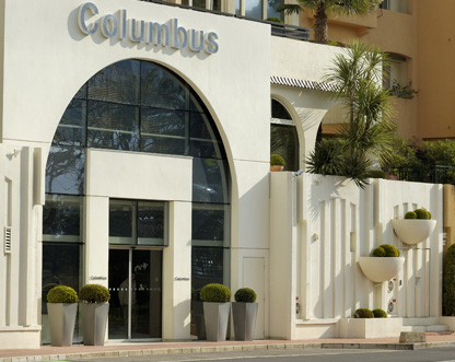 colombus monte-carlo, colombus monaco, hotel colombus, Fontvieille district