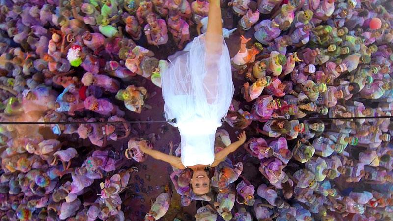 unique wedding, bridal show, bridal arrival, wedding in monaco, wedding in monte-carlo, entertainment in monaco